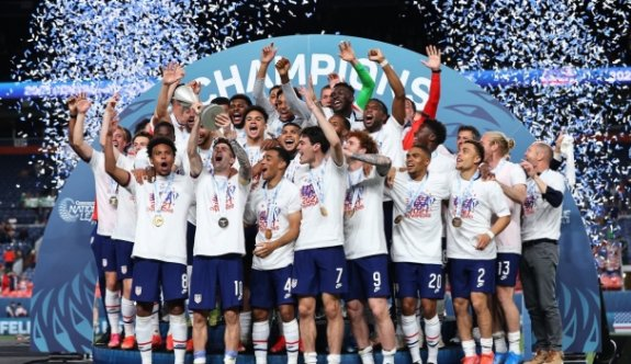 CONCACAF Uluslar Ligi'nde şampiyon ABD