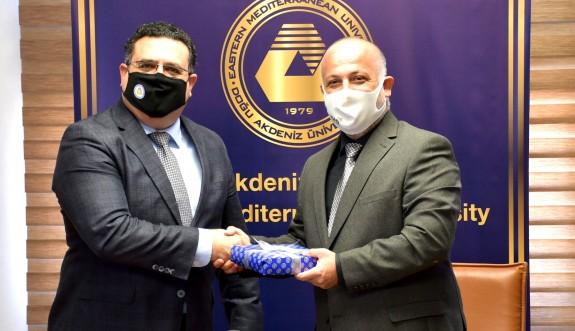 DAÜ ile İŞAD arasında işbirliği protokolü imzalandı