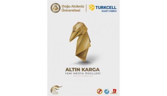 DAÜ Altın Karga Yeni Medya Ödüllerine yoğun katılım