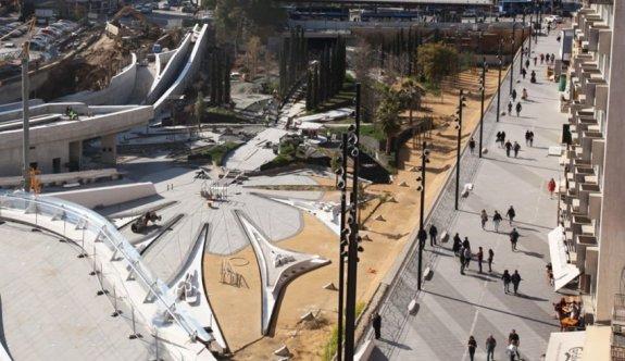 Eleftheria Meydanı için 46 milyon Euro harcandı