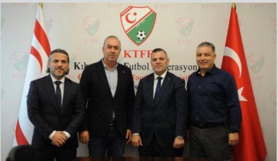 Ercen,Sertoğlu'nu kutladı