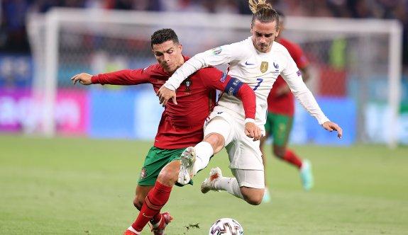 Fransa ile Portekiz yenişemedi