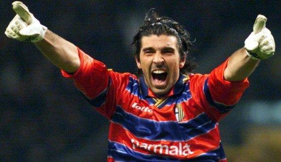 Gianluigi Buffon, Parma'da