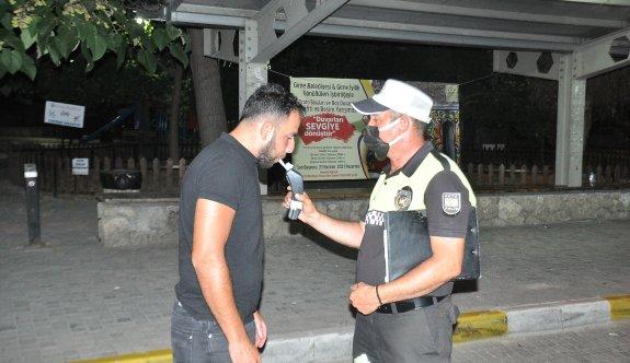 Girne polisi göz açtırmadı