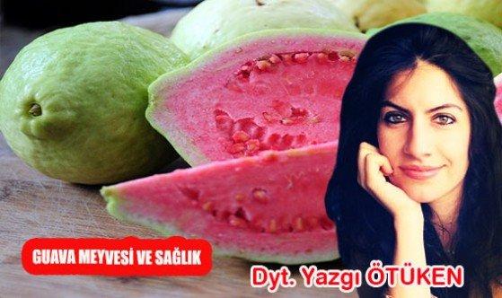 Guava meyvesi ve sağlık