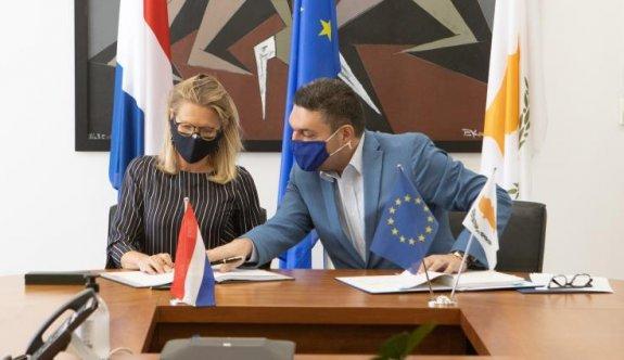 Güney Kıbrıs ile Hollanda arasında çifte vergilendirmeden kaçınılması amacıyla anlaşma