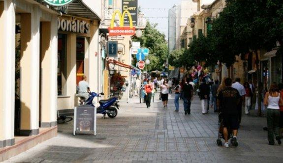 """Güney Kıbrıs'ta """"Mağusa"""" bölgesinde işletme kilit vurdu"""