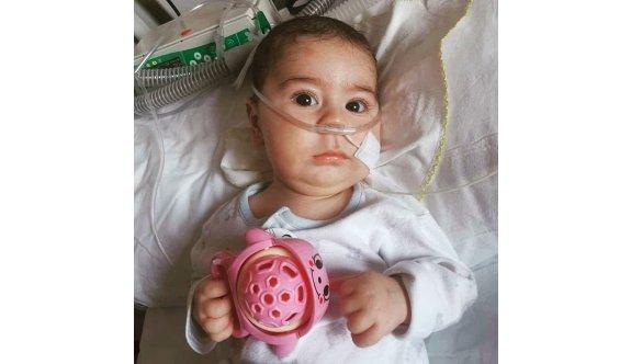 Karel bebek için yardım çağrısı