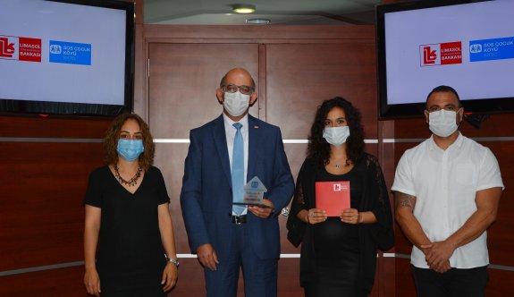 Limasol Bankası'ndan SOS Çocukköyü'ne katkı