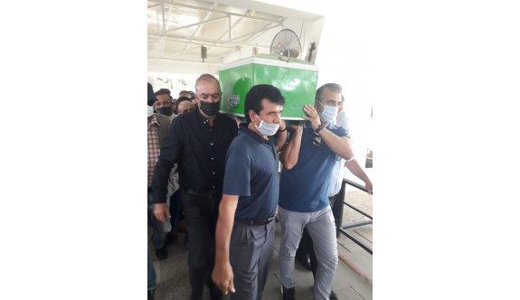 Mahmut Sertoğlu, Lefkoşa'da toprağa verildi