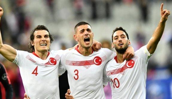 Milliler'in EURO 2020 kadrosu belli oldu