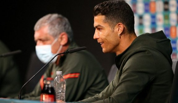 Mobilya devi su şişesine Cristiano Ronaldo'nun adını verdi
