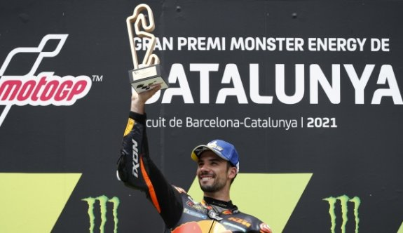 MotoGP Katalonya GP'sinde zafer Oliveira'nın