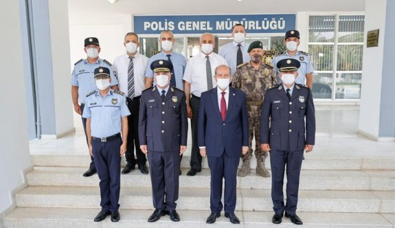 Polis teşkilatı huzur ve güvenimizin teminatıdır