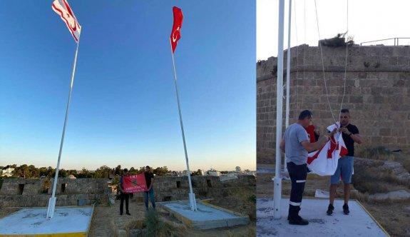 Surlariçi'ne bayrak dikilmesi kararı iptal