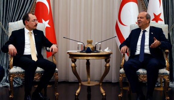Tatar'dan Türk halkına KKTC'ye yatırım çağrısı