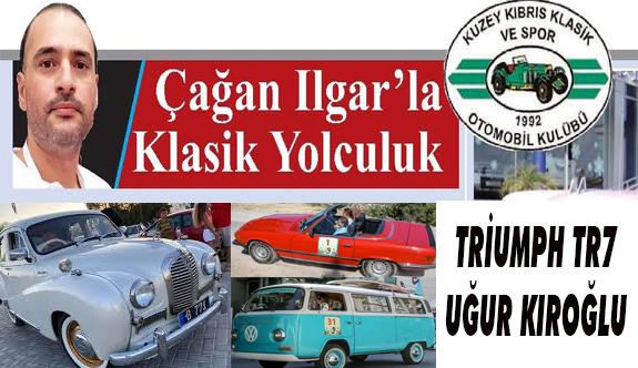 Triumph TR7 Uğur Kıroğlu