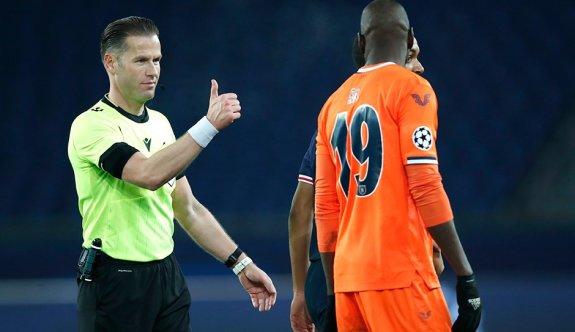 Türkiye - İtalya maçının hakemi belli oldu