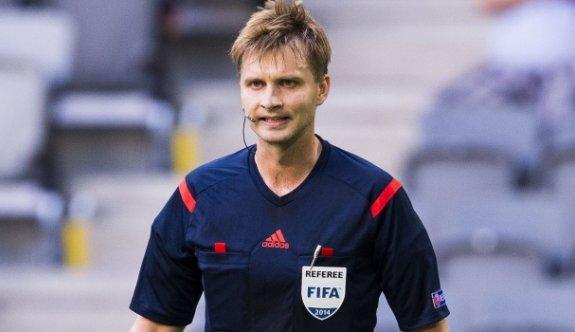 UEFA'den, Rus hakem Lapochkin'e ağır ceza