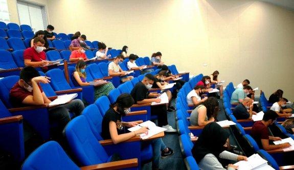 YDÜ öğrenci yerleştirme sınavı yapıldı