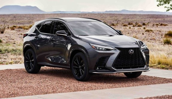 Yeni nesil Lexus NX, şarj edilebilir hibrit seçeneği ile geldi