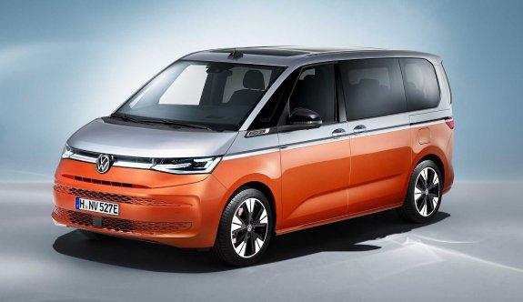 Yeni nesil Volkswagen Transporter, Multivan versiyonuyla tanıtıldı