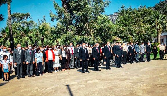 15 Temmuz Demokrasi ve Milli Birlik Günü KKTC'de de anıldı