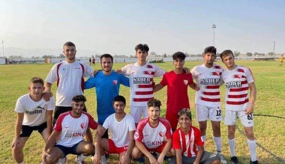 Akdoğan gençliği futbol oynamak istiyor