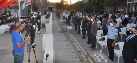 Alaminyo Şehitleri,  törenle anıldı