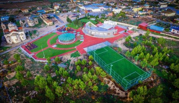 Alaniçi Düğün Salonu ve Park Kompleksi açılıyor