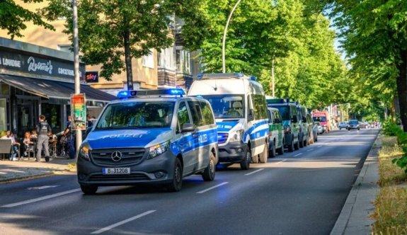 Alman polisinden dev operasyon
