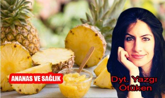 Ananas ve sağlık