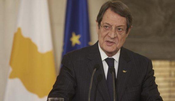 """Anastasiadis'ten yine tehdit: """"Pozitif ajandayı veto edebiliriz"""""""