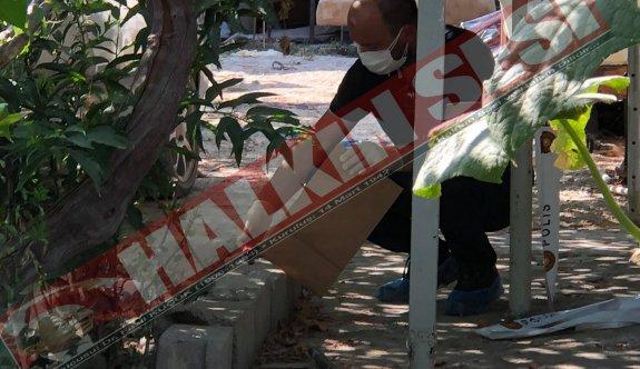 Haspolat'ta bir kişi evinde ölü bulundu