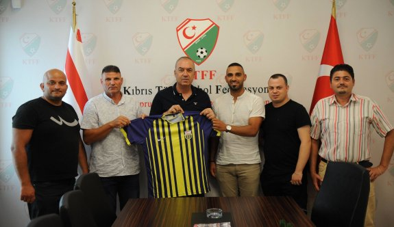 Aslanköy Gençlik ve Spor Derneği'nden Sertoğlu'na ziyaret