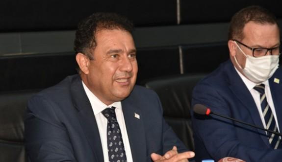 Başbakan Saner müjdeyi verdi