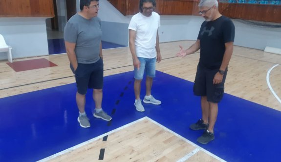 Basketbolda temizlik atağı