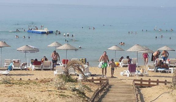 Bayram tatili Karpaz bölgesine yaradı