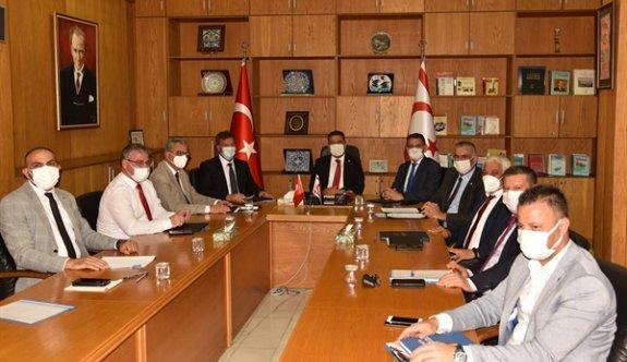 Belediyelerin ve sulama birliklerinin Kıb-Tek'e olan borçları yapılandırılıyor