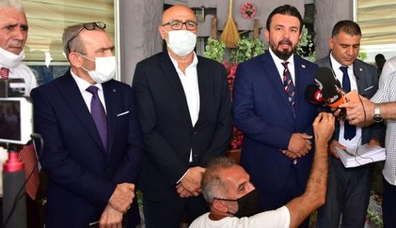 Bertan Zaroğlu, YDP'den istifa etti, yeni parti kuruyor