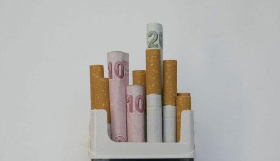 Bir zam da sigaraya