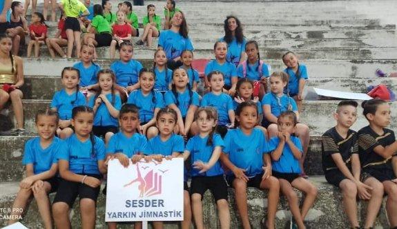 Cimnastikte 15. kulüp SESDER