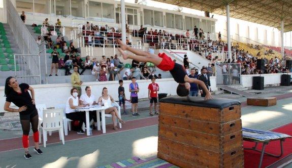 Cimnastikte hedef, 20 kulüp ve 10 bin çocuk