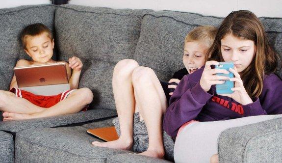 Çocukların yüzde 61'i internet ve oyun bağımlısı