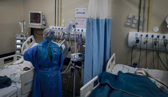 Covid-19 hastası 22 yaşındaki hamile kadın entübe