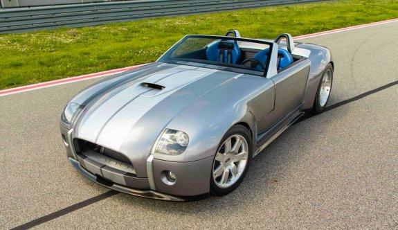 Dünyada sadece bir adet bulunan Shelby Cobra Daisy satılıyor