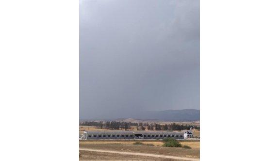 En çok yaz yağmuru Alevkayası'na düştü