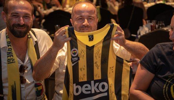 Fenerbahçeliler'den, İbrahim Yavuz'a büyük destek