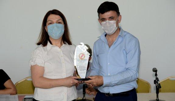 """Gazeteciler Birliği, """"Medya Başarı Ödülleri"""" verildi"""