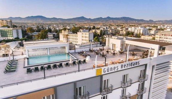 Güneş Hotel IFC Edge sertifikası alan ilk bina